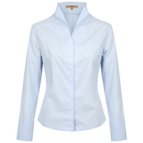 Pale Blue Dubarry Womens Snowdrop Shirt