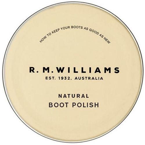 Natural Lustre R.M. Williams Boot Polish