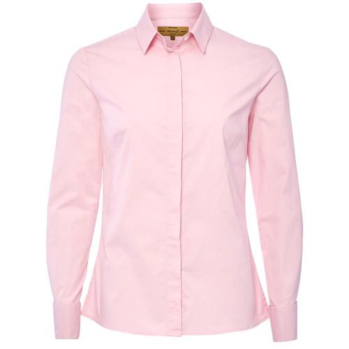Pale Pink Dubarry Womens Daffodil Shirt
