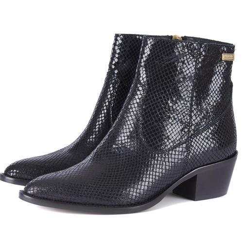 Black Snake Barbour International Womens Isabel Boot