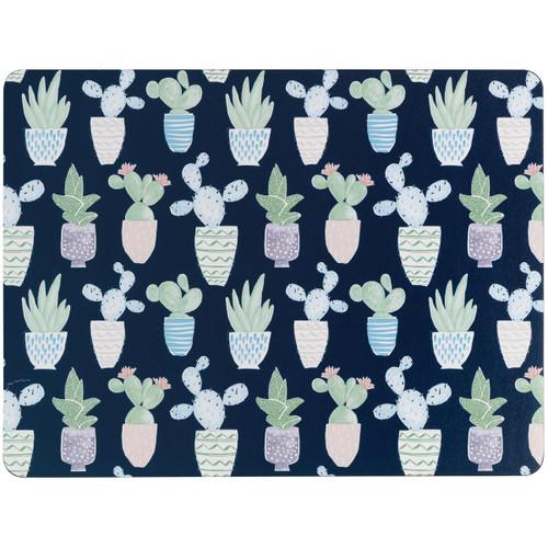 Denby Cacti Set Of 6 Placemats