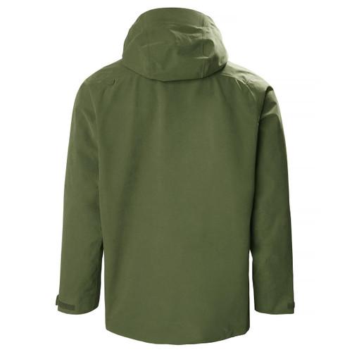 Dark Moss II Musto Mens HTX Keepers Jacket Back