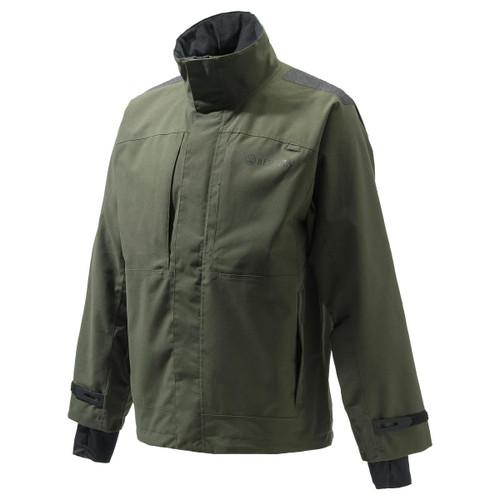 Green Beretta Brown Bear Evo Jacket