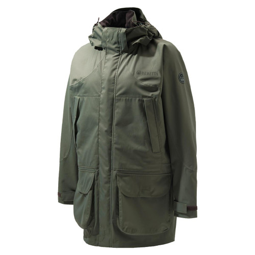 Green Beretta Light Aria Jacket