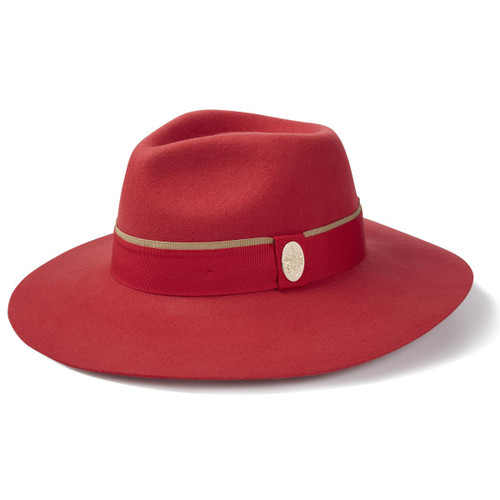 Berry Hicks & Brown Womens Oxley Fedora