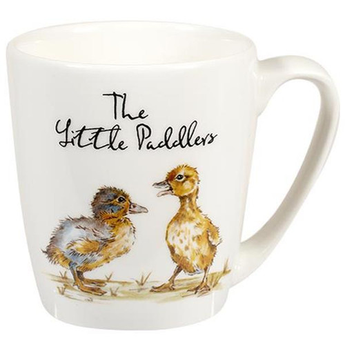 Churchill China Country Pursuits Little Paddlers Duckling Mug