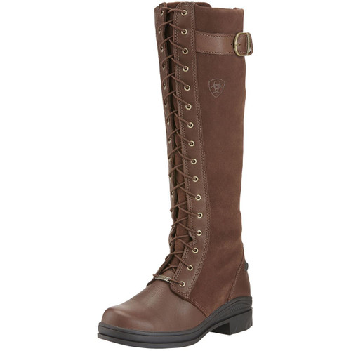 Chocolate/Brown - Ariat Coniston H2O Boots