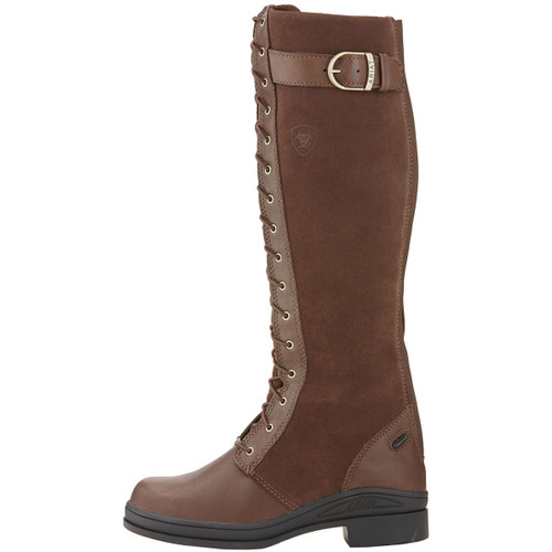 Side Chocolate/Brown - Ariat Coniston H2O Boots
