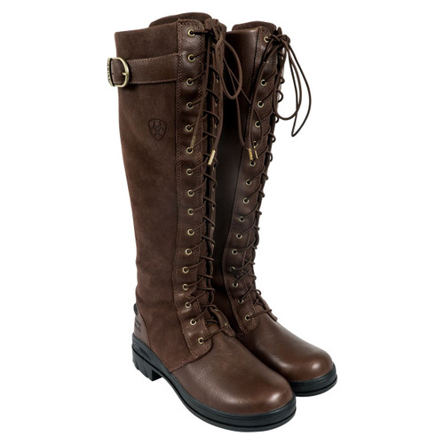 Pair Chocolate/Brown - Ariat Coniston H2O Boots