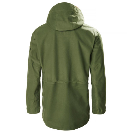 Dark Moss Musto HTX GORE-TEX Jacket Back