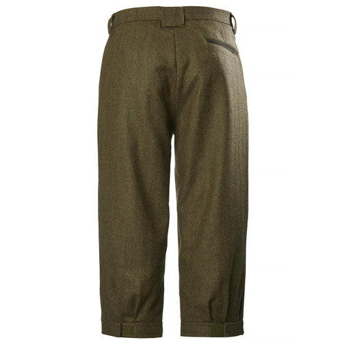 Dunmhor Musto Mens Stretch Technical GORE-TEX Tweed Breeks Back