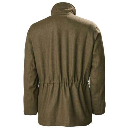 Dunmhor Musto Mens Stretch Technical GORE-TEX Tweed Jacket Back