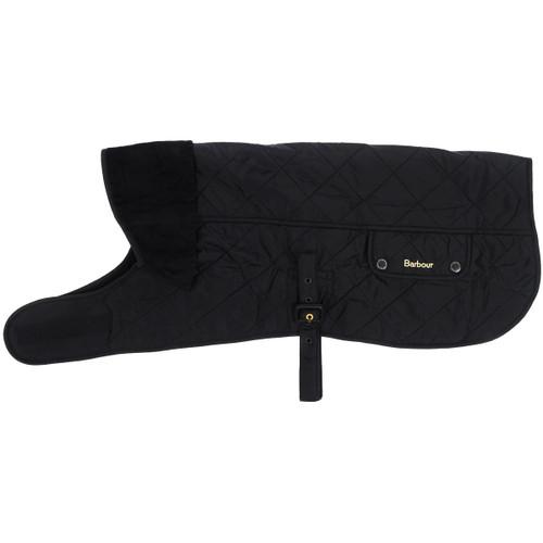 Black Barbour Polar Dog Coat