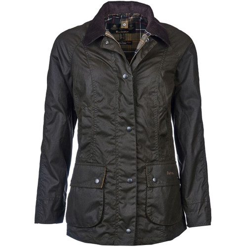 Barbour Womens Classic Beadnell Wax Jacket