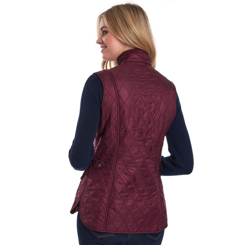 Barbour Womens Wray Gilet Rear