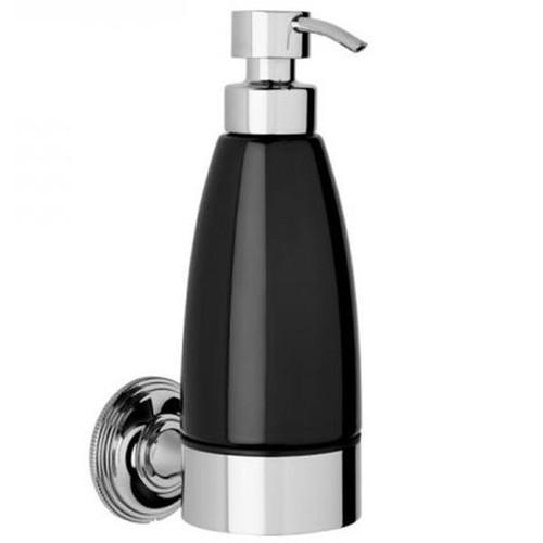 Chrome Plated Samuel Heath Style Moderne Liquid Soap Dispenser N6647B