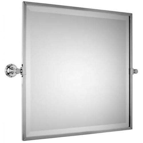 Chrome Plated Samuel Heath Style Moderne Framed Tilting Mirror L6749