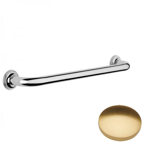 Brushed Gold Gloss Samuel Heath Style Moderne Grab Rail N6760