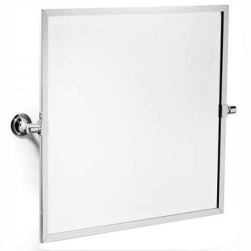 Chrome Plated Samuel Heath Fairfield Framed Bevelled Tilting Mirror N9560