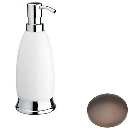 City Bronze Samuel Heath Fairfield Freestanding Liquid Soap Dispenser N9566