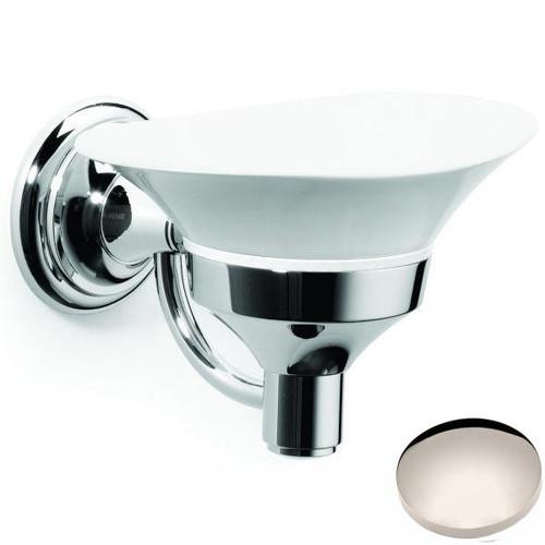 Polished Nickel Samuel Heath Fairfield Soap Dish N9534
