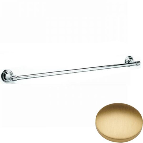Brushed Gold Matt Samuel Heath Fairfield Single Towel Rail N9551