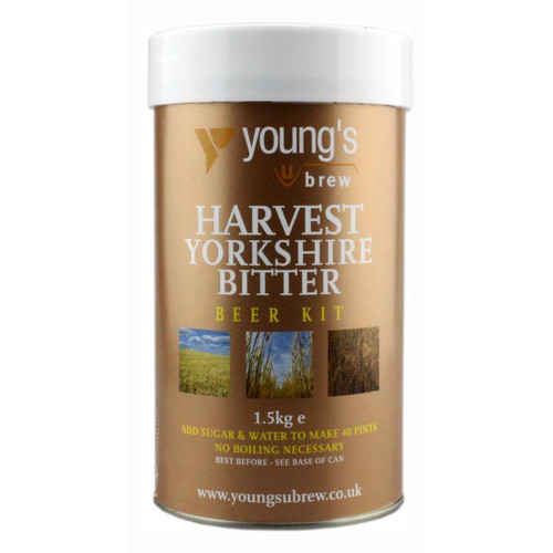 Youngs Harvest Yorkshire Bitter 40 Pint