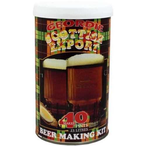Youngs Geordie Scottish Export Bitter 40 Pint Ki
