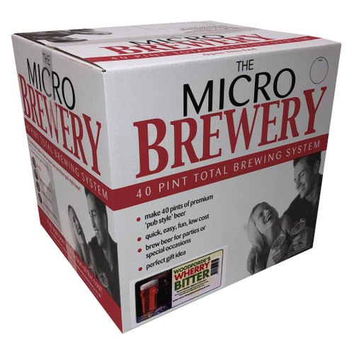 Youngs Micro Brewery Complete Starter Kit