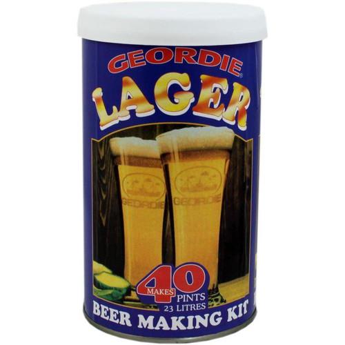 Youngs Geordie Lager 40 Pint Kit