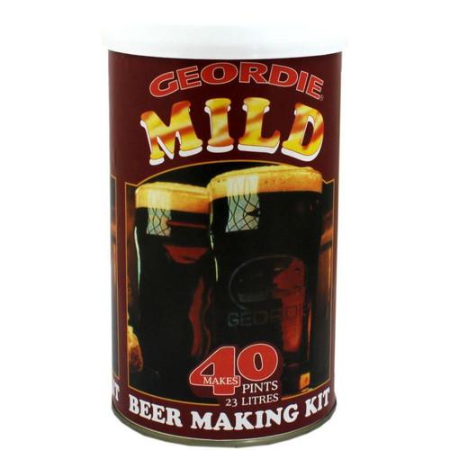 Youngs Geordie Mild 40 Pint Kit
