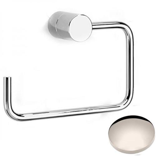 Polished Nickel Samuel Heath Xenon Toilet Roll Holder N5037