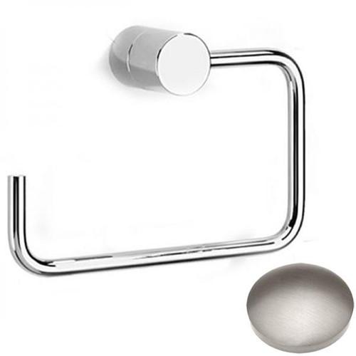 Stainless Steel Finish Samuel Heath Xenon Toilet Roll Holder N5037