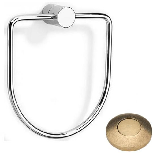 Urban Brass Samuel Heath Xenon Towel Ring N5098