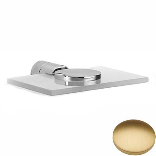 Brushed Gold Matt Samuel Heath Xenon Soap Holder N5034