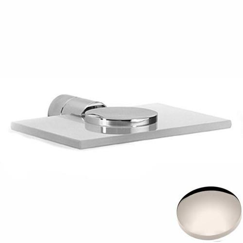 Polished Nickel Samuel Heath Xenon Soap Holder N5034