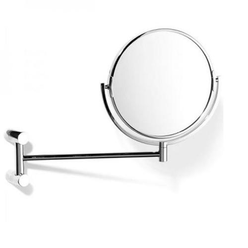 Chrome Plated Samuel Heath Xenon Pivotal Mirror Plain / Magnifying L5118