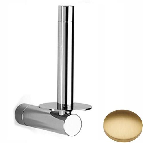 Brushed Gold Matt Samuel Heath Xenon Spare Toilet Roll Holder N5031
