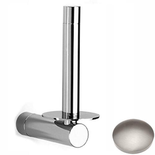 Stainless Steel Finish Samuel Heath Xenon Spare Toilet Roll Holder N5031