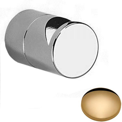 Non-Lacquered Brass Samuel Heath Xenon Robe Hook N5032