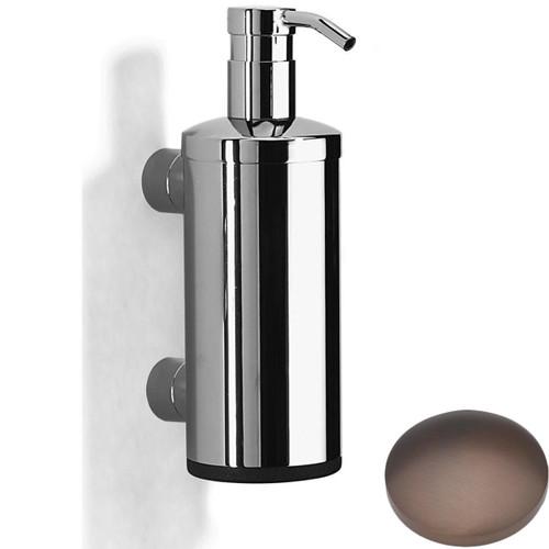 City Bronze Samuel Heath Xenon Liquid Soap Dispenser N5304