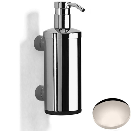 Polished Nickel Samuel Heath Xenon Liquid Soap Dispenser N5304