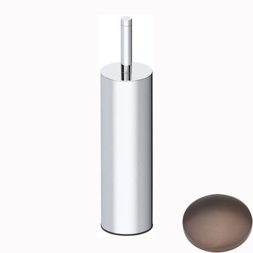 City Bronze Samuel Heath Xenon Freestanding Toilet Brush L5044