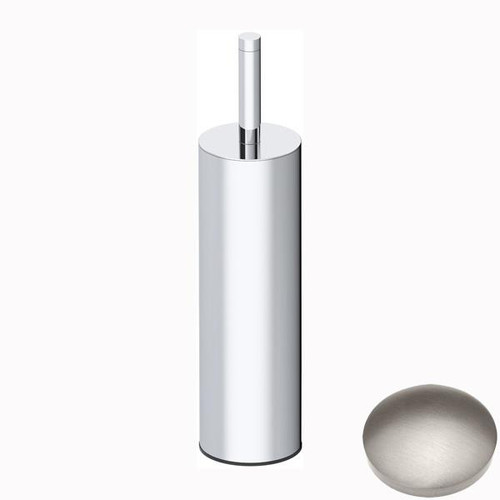 Stainless Steel Finish Samuel Heath Xenon Freestanding Toilet Brush L5044