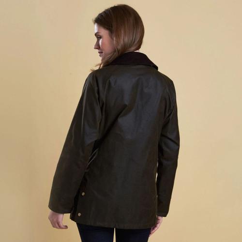 Barbour Womens Acorn Wax Jacket