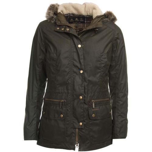 Barbour Womens Kelsall Wax Jacket