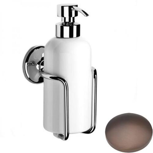 City Bronze Samuel Heath Novis Liquid Soap Dispenser N1047