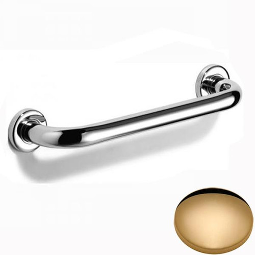 Non-Lacquered Brass Samuel Heath Novis Grab Rail N9760