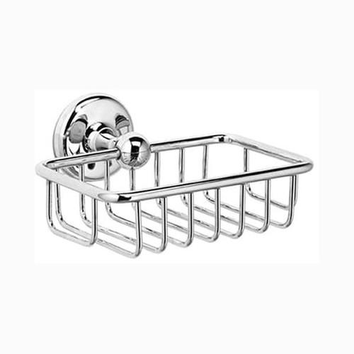 Chrome Plated Samuel Heath Novis Soap Basket N1030