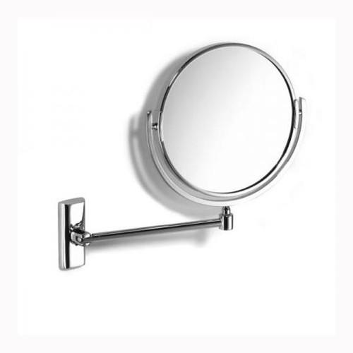 Chrome Plated Samuel Heath Novis Pivotal Mirror Plain/Magnifying X5 L118
